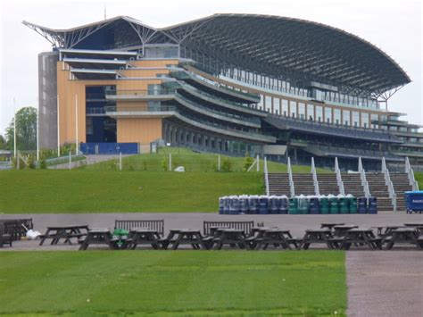Grand Stand by Ascot Racecourse Grandstand 169 Colin Smith Geograph