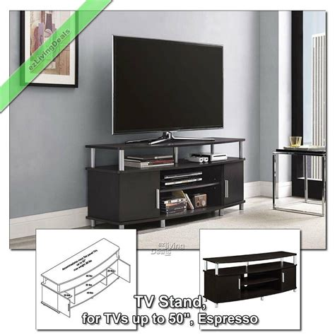 Tvs New Focal Point by 50 Inch Tv Stands For Flat Screens Carson Tv Stand Media