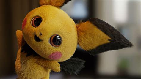 pokemon detective pikachu hd wallpaper background image