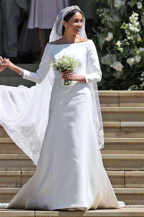 Meghan markle so traumhaft schon war ihr zweites hochzeitskleid. Brautkleider 2019: die neuesten Tendenzen in der Brautmode