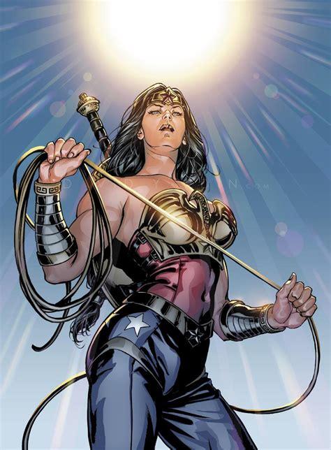Wonder Woman Injustice By Davidyardin On Deviantart