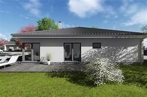 Bungalow 200 Qm : bungalow typ 3 mit 124 qm ~ Markanthonyermac.com Haus und Dekorationen