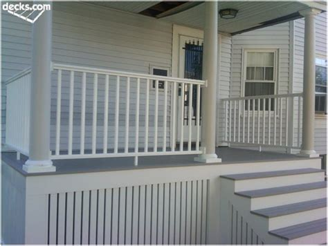 Deck Skirting Ideas by Deck Skirting And Fascia Decks