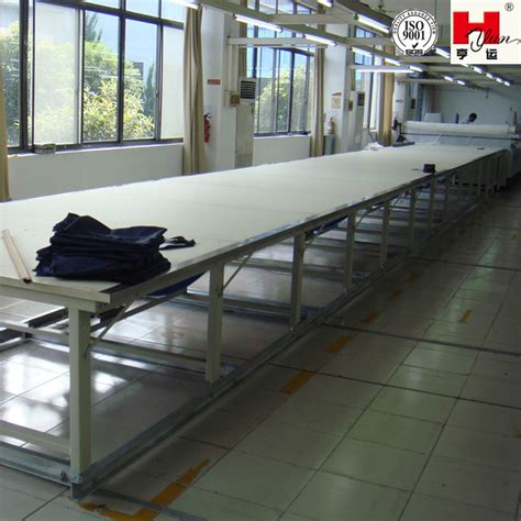 commercial fabric cutting table industrial sewing cutting tables fabric cutting table with