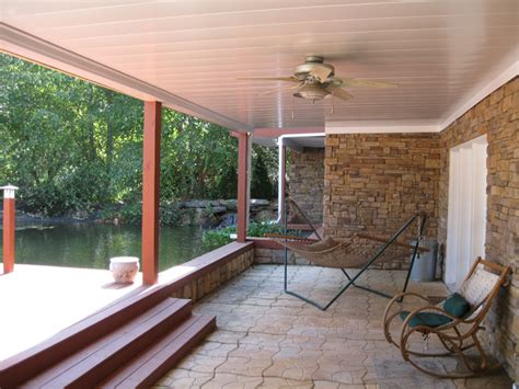 deck roof system design  ideas