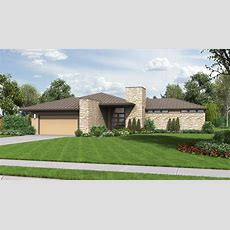 Contemporary House Plan 1246 The Houston 2159 Sqft, 3