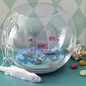 Windlicht Falten Transparentpapier : geldgeschenke basteln 8 kreative ideen ~ Lizthompson.info Haus und Dekorationen