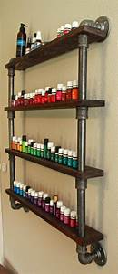 25 best nail polish racks ideas on pinterest storing With best brand of paint for kitchen cabinets with nail polish wall art