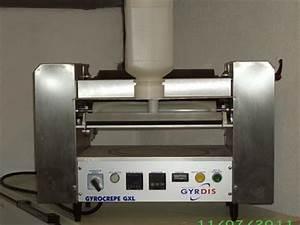 Machine A Crepe : machine a cr pes gyrdis 8000 73210 aime savoie ~ Melissatoandfro.com Idées de Décoration
