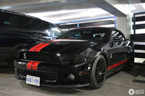 Ford Mustang Shelby Gt500 Convertible 2018 4 November