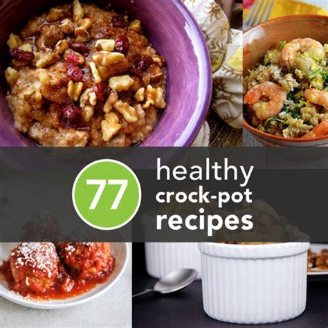 healthy cooker 77 healthy crock pot recipes homestead survival