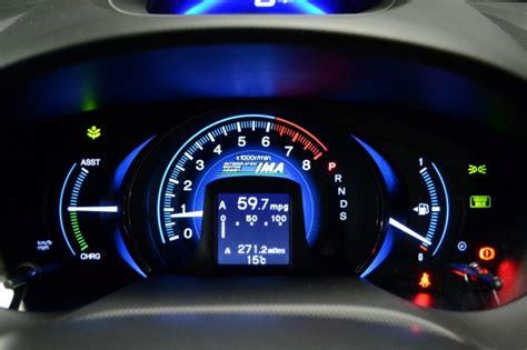 gas mileage displays  cars accurate  optimistic