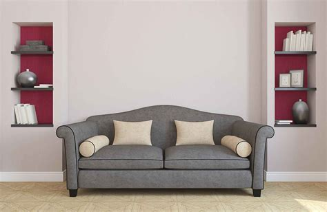 sofa verde para salon sof 225 de color gris para el sal 243 n hogarmania