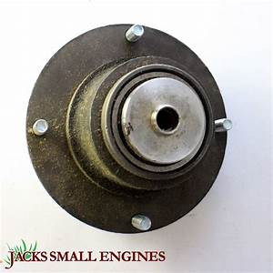 Dixon 539114452 Spindle  Lh 6305 Brg