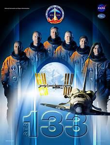 Crew STS-133