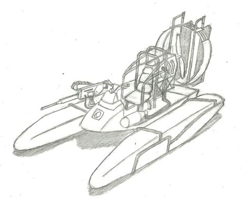 Airboat Drawings half 2 airboat by f0r 7h3 w1n on deviantart