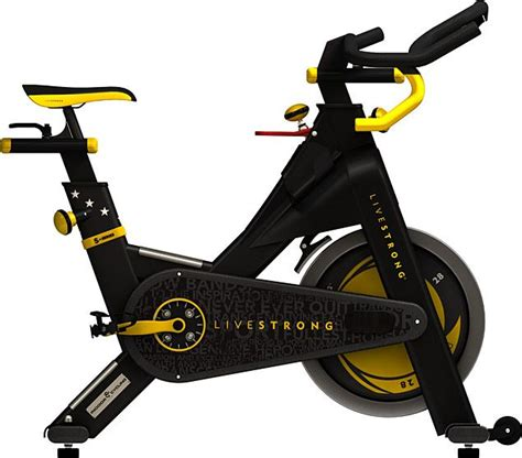Livestrong Limited Edition Indoor Cycle | Biking workout ...