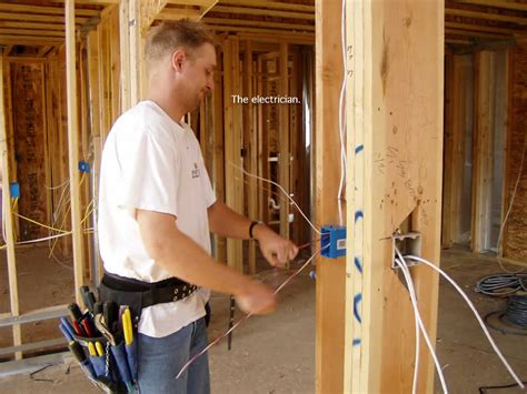installing electrical wiring sequence of building a house hammspace blog