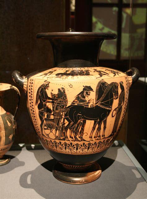 ancient greek vase kunsthistorisches museum vienna flickr