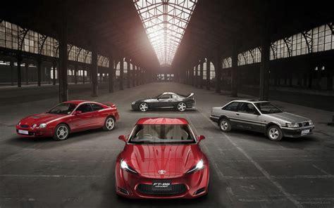 toyota ft  sports concept wallpaper hd car