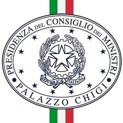 Logo Presidenza Consiglio Dei Ministri by Il Premio Penisola Sorrentina Insignito Logo Di