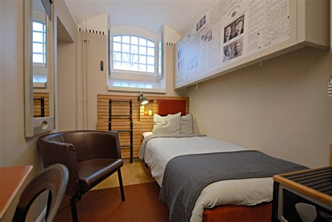 langholmen hotel  swedish prison