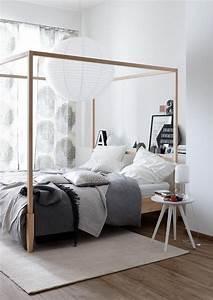Schlafzimmer Design Grau : sch ner wohnen gardinen schlafzimmer ~ Markanthonyermac.com Haus und Dekorationen