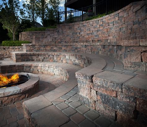pavers add warmth to patios paver connections