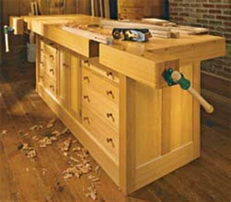 workbench classic woodworking plans  information