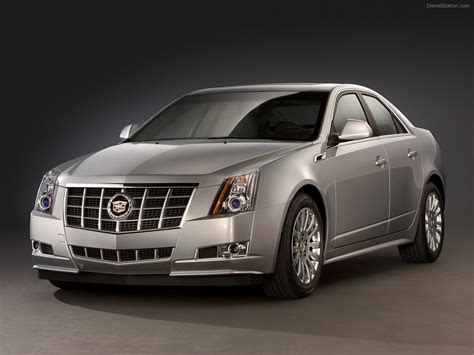 Cadillac Cts 2012 Exotic Car Wallpaper #03 Of 8 Diesel