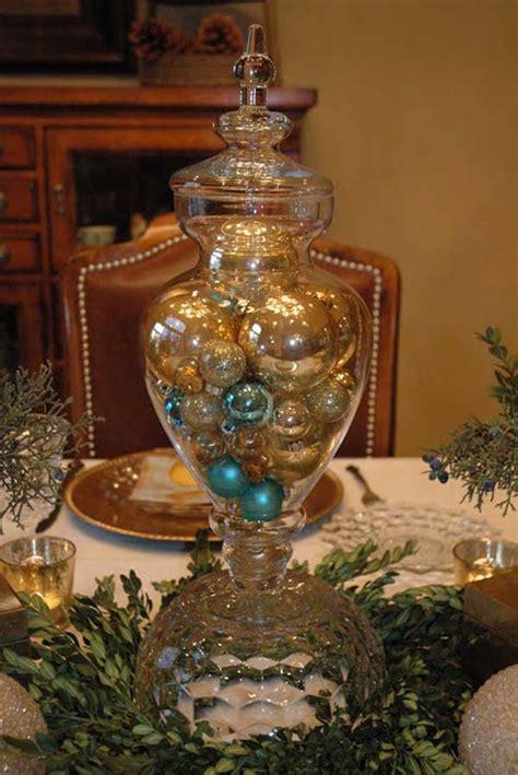 gold christmas table centerpieces gold christmas decoration ideas christmas celebration