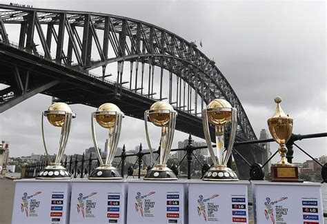 Icc Confirms 10-team World Cup In 2019