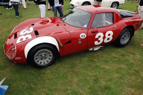 Alfa Romeo Tz2 by 1966 Alfa Romeo Tz2 Conceptcarz