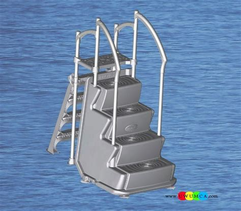 The 25+ Best Above Ground Pool Ladders Ideas On Pinterest