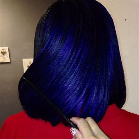 Blue And Hairstyles by 24 Best Images About Blue Hair On