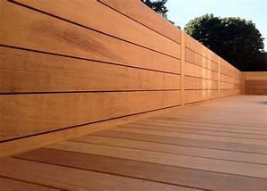 Lames Parquet Bois : terrasse lames parquet massif ipe 35 x 145 mm ~ Premium-room.com Idées de Décoration