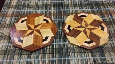 octagonal trivet  bertflores  lumberjockscom