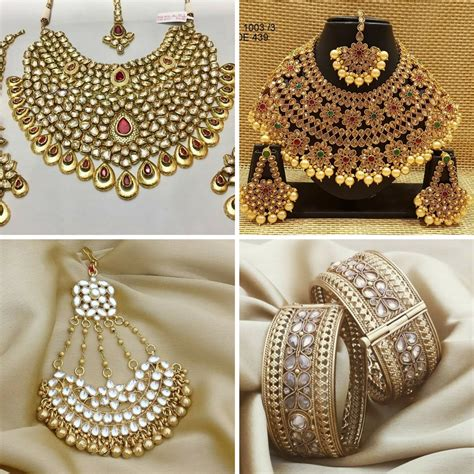 8 bridal jewellery shops in karol bagh to explore this wedding season