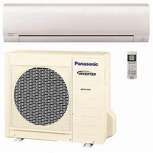 Panasonic 24 000 Btu 2 Ton Pro Series Ductless Mini Split