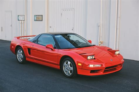 the original acura nsx development history and driving