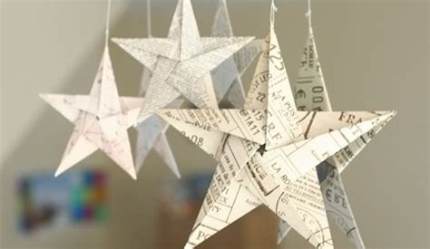 origami christmas decorations step by step 5 pointed origami ornaments step by step