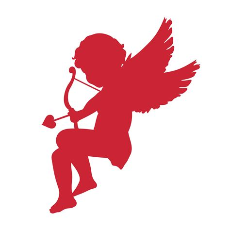 Cupid Clipart Cupid Icon S Day Concept Illustrations