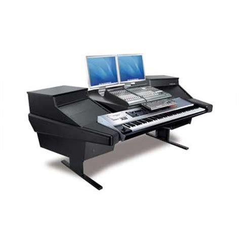 Argosy Dual 15 Studio Desk by Argosy Dual 15k 847 Studio Workstation