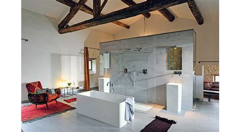 chambre salle de bain ouverte chambre avec salle de bain ouverte et dressing kirafes
