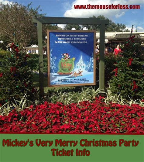 mickey s very merry christmas party