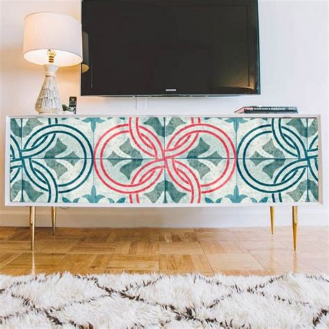 vinilos para forrar muebles vinilo para muebles de baldosas decorativas retro