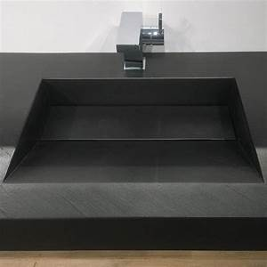 salle de bain vasque pierre modern aatl With vasque salle de bain pierre