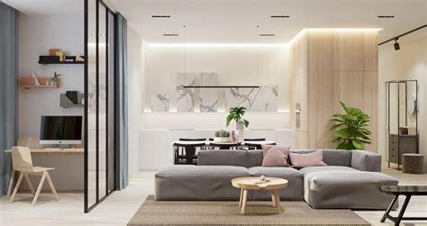 tips   attractive minimalist home