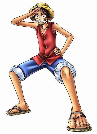 Luffy Piece Monkey Transparent Nami Goku Roronoa