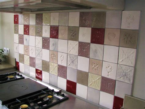 carreaux de cuisine faïence et carrelage mural de cuisine carreaux